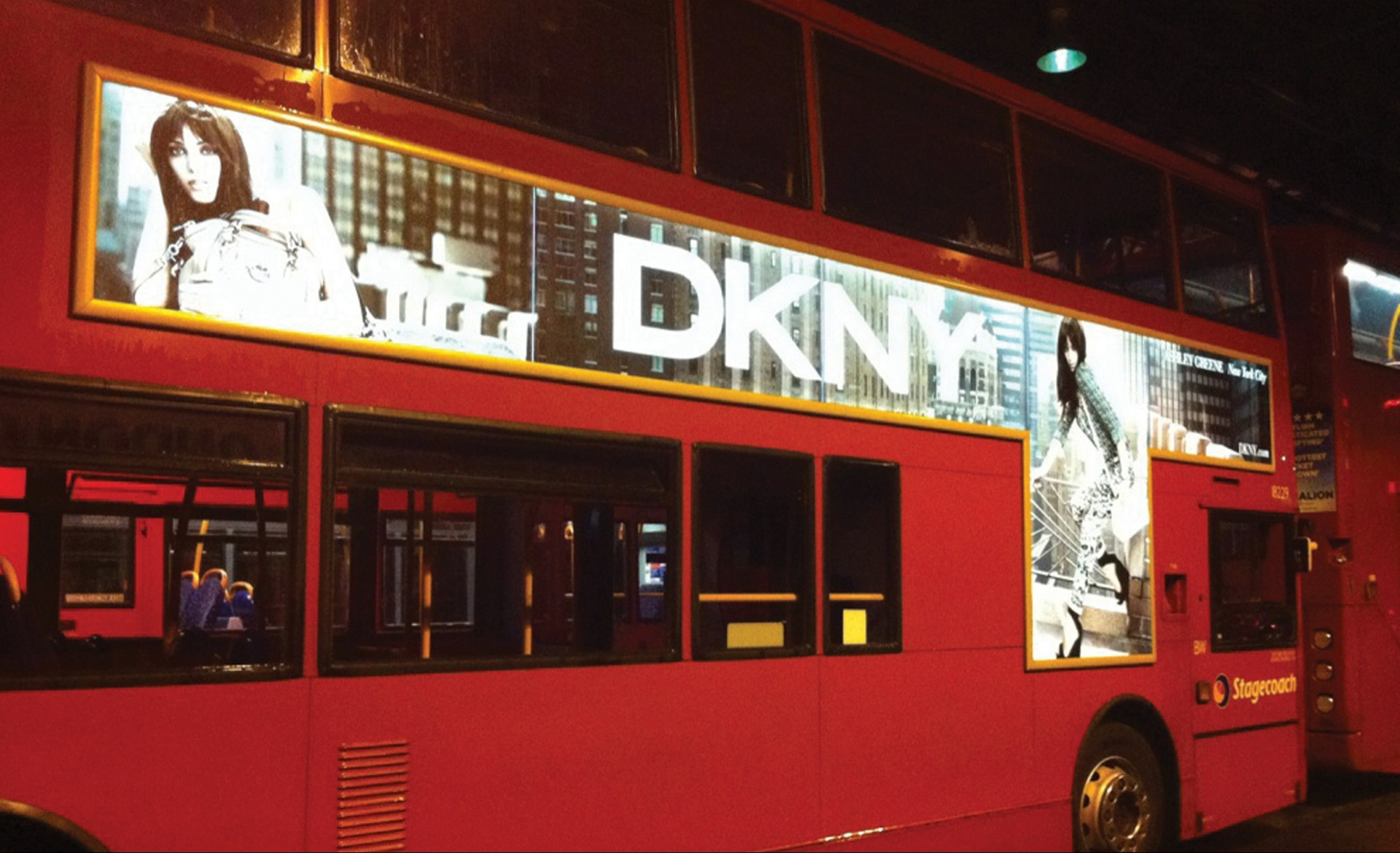 DKNY Continue the trend....